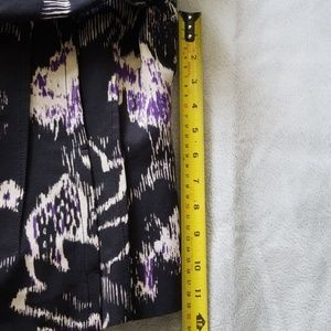 Elie Tahari Jackets & Coats - Elie Tahari Abstract Floral Purple Blazer - Size 4